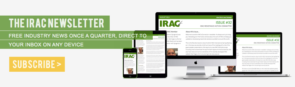 The IRAC Newsletter<br />